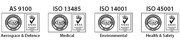 ISO Accreditations